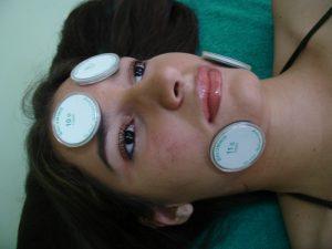Drenaje linfático de rostro